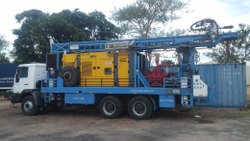 PRL DTH Water Borewell Drilling Machine