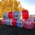 5 Ft  TPU Multi Color Body Zorb Ball