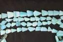 Blue Opal Tumble Beads