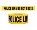Crime Scene Protection Tape