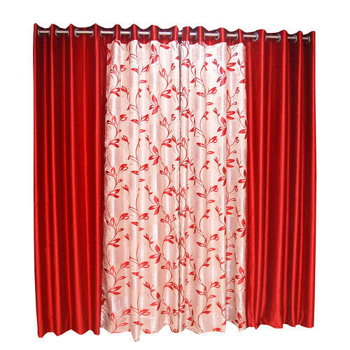 Living Room Curtain at Rs 1350 /piece | Japani Bazar | Ulhasnagar ...