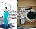Sanitization Sensor Gate Kit