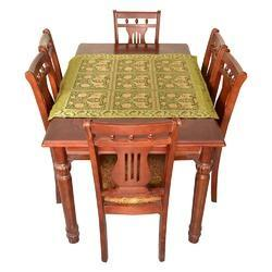 Sensational Brocade Silk Table Cover 117