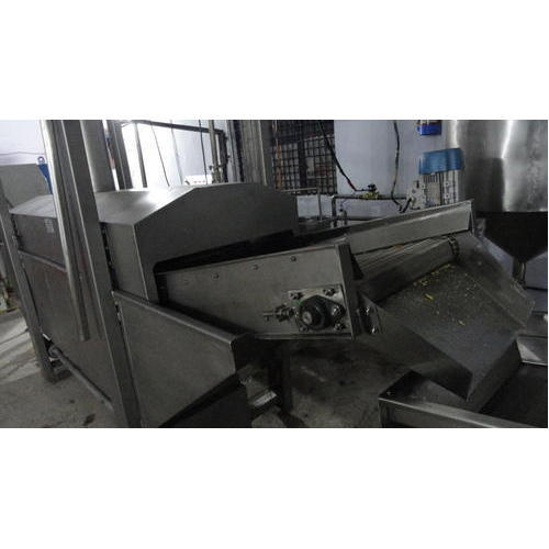 Kurkure Fryer Machine