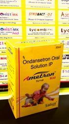 Ametron Kid Syrup (ondansetron Oral Solution)