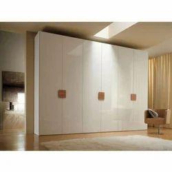 Bedroom Wardrobe Designing