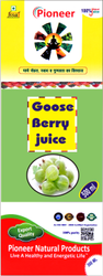 Goose Berry Juice 1000 Ml