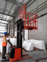 Lift Cage Crane
