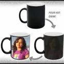 Sublimation  Black Mgaic Mug