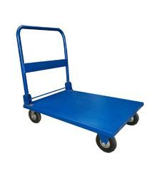 Bigapple Heavy Weight King Single Platform Iron Folding Trolley