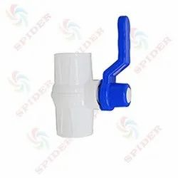 UPVC Ball Valve Long