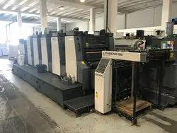 1998 Komori Lithrone 528 (with Autoplate)
