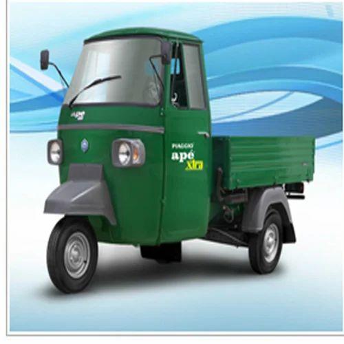 Piaggio Ape Xtra Ld Three Wheeler Loader Power 5 52 Kw Rs 212000