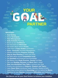 Your Goal Partner For NEET UG & NEET PG,JEE & GUJCET,UPSC & GPSC,FMGE & USMLE