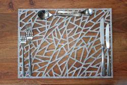 Rectangular Felt Table Mats