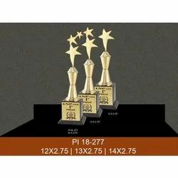 12x2.75 Inches Acrylic Trophies