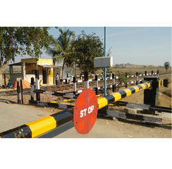 Lifting Barrier Gate For Level Crossing - Rail Fatak Barrier