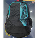 Black Nylon Aristocrat Zen Backpack