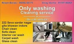 Only Washing  Cleaning Service