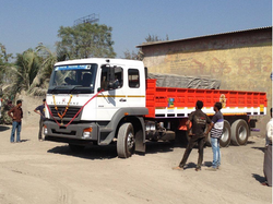 Bags Cement Transport Service