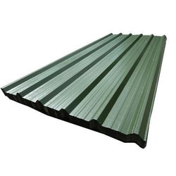 UPVC 3 Layer Trapezoidal Sheet