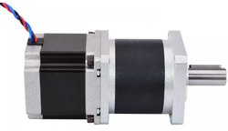 Planetary Geared Stepper Motor