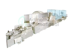 Vial Powder Filling Line