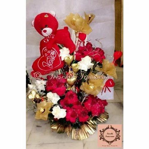 Valentine Chocolate Bouquet At Rs 2100 Piece Gift Hamper