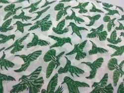 Meera Handicrafts Block Fabric