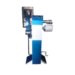 Semi Automatic 3 Phase Can Beading Machine