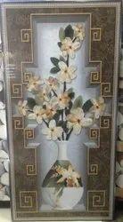 3D Flower Picture Tiles