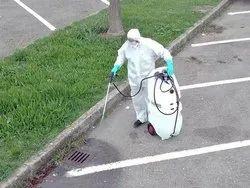 Sanitation Chemical (Effective Disinfectant for Surface application & Fogging