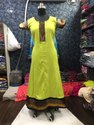 New Designer Rayon Gown