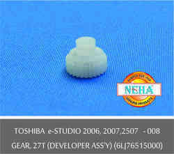 TOSHIBA e - STUDIO 2006, 2007, 2507 - 008 Gear, 271 (Developer Assy's) 6LJ76515000