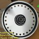 Close Cutting Alloy Wheel For Royal Enfield