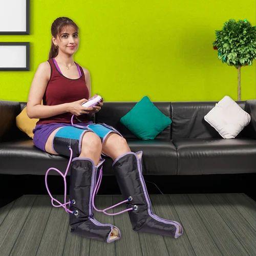 b4de7d1986 Kawachi slimming air pressure massager for leg & thigh massage weight loss air  compression wrap