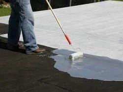 Waterproofing Coating For Slab Terrace Toilet Blocks At