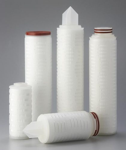 2.5'  Poly-Philic pleated PES Pleated Filter Cartridge, 0.2 / 0.45/ 1 / 5 Micron, Cartridge Filter