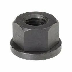High Tensile Hex Flange Nut, Size: M8 To M30