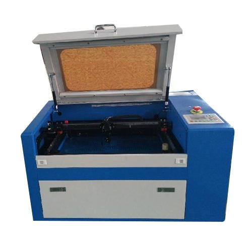 Laser Engraving Machine, for Rubber