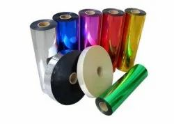 Metallized and Coated Film