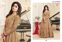 Wedding Georgette Embroidered Gown