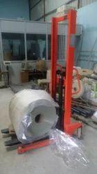 Cloth Roll Doffing Trolley