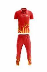 Sublimation Cricket Clothing
