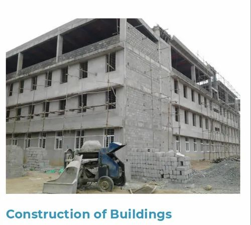 Buildings Construction Service, In Tamil Nadu   ID ...