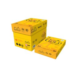 White Gold A4 Copier Paper, Packaging Size: 500 Sheets per pack, Packaging Type: Packet