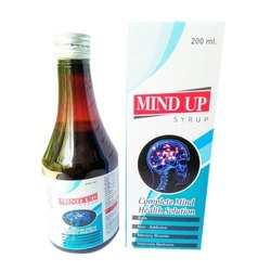 Levent Biotech Complete Mind Health Solution Syrup, 200 Ml