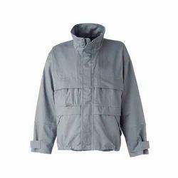 Large Full Sleeve Mens Fancy Zipper Jacket