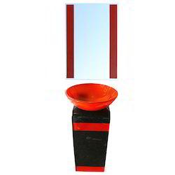 Glass L Bend Full Set