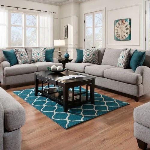 5 Seater Sofa Set At Rs 55000 Piece Designer Sofa